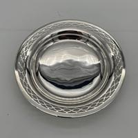 Edwardian Silver Plate Three Tier Cake Stand Fenton Brothers c.1900 (7 of 9)