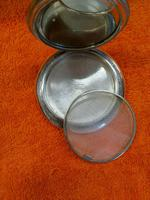 Vintage Solid Silver 0.900 Vietnam MY Ngme Compact with Mirror (5 of 8)