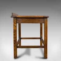 Antique Bedroom Rack, English, Oak, Night Stand, Hallway, Luggage, Edwardian