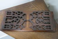 Victorian Gothic Folding Extending Bookend Slide (3 of 6)