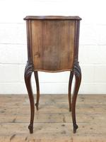 Antique French Marble Top Side Cupboard (9 of 9)