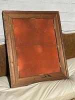 French Ebonised 19th Century Wall Mirror (15 of 16)