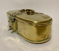 Antique Eastern Brass Dowry Box (4 of 11)