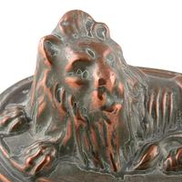 19th Century Lion Jelly Mould (7 of 8)