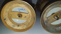 Pair of Hand Painted Early 20th Century French Porcelain Urns (6 of 8)