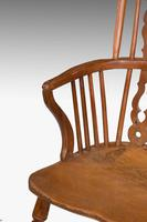 Mid 19th Century Yew Tree Windsor Chair (6 of 6)