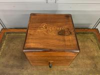 Victorian Rosewood Decanter Box (10 of 14)