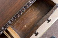 Hardwood Stretcher Table from the Late Regency Period (6 of 11)