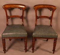 Good Set of 8 Early Victorian Century Dining Chairs (4 of 12)