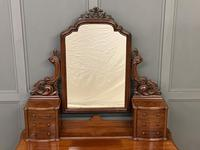 Excellent Victorian Mahogany Duchess Dressing Table (21 of 21)
