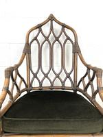 Vintage Angraves Bamboo Armchair (4 of 12)