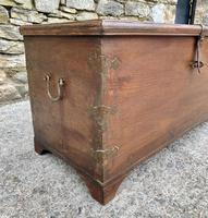 Large Antique Anglo Indian Trunk (4 of 26)