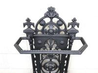 Victorian Cast Iron Umbrella Stand – Coalbrookdale Style (5 of 9)