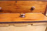 Antique Victorian Mahogany Chest of Drawers (13 of 14)
