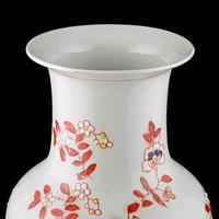 18th Century Style Chinese Porcelain Vase (3 of 8)