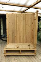 Fabulous & Exceptional Quality! Big Old Pine Double 'Knock Down' Wardrobe (13 of 17)