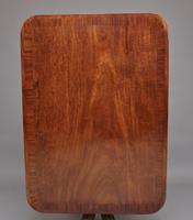 Early 19th Century Mahogany Crossbanded Breakfast Table (3 of 9)