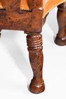 Rare William IV Period Desk or Library Chair (5 of 7)
