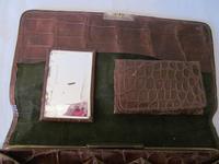 Tiffany & Co Crocodile Skin Handbag (5 of 9)