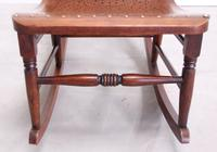Late 19th Century American Rocking Chair (7 of 10)