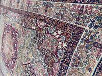 Antique Kerman Lavar Rug (5 of 11)