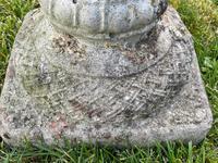 "Roman Style Stone Garden Bronze Floral Sundial ""Sunny Hour"" (23 of 30)"