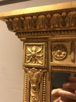 Wonderful 19c gilt and gesso mirror (6 of 11)