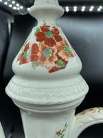 Antique Porcelain Ewer Aşurelik - Ibrik for an Turkish Market / Chinese Influence (9 of 18)