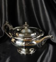 1930's Three Piece Silver Tea Set by Walker & Hall (13 of 21)
