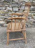 Antique Primitive Westcountry Stick Back Windsor Chair (8 of 18)