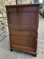 17th Century Oak Two Part Chest of Drawers (9 of 20)