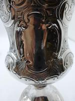 Antique Victorian Silver Goblet. Sheffield 1861 (8 of 8)