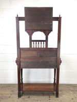 Antique Mahogany Hall Stand (10 of 10)