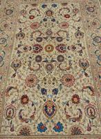 Good Pair of Antique Kashan Carpets (11 of 11)