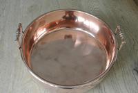 Victorian Copper Twin Handle Preserve Pan 15 Inch  Circa 1840-60 Jam Pan (6 of 6)