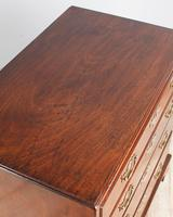 George III Mahogany Chest of Drawers (5 of 6)