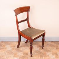Set of Eight 19th Century Mahogany Dining Chairs (4 of 26)