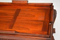 Mahogany Chippendale Style Tray Top Coffee Table (9 of 12)