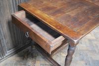 French Oak Kitchen Farmhouse Table (5 of 9)