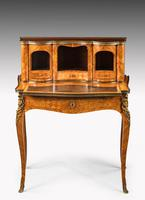 Late 19th Century Kingwood & Rosewood Bonheur du Jour (2 of 4)