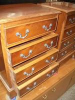 Pair of Small Reproduction Chests (3 of 4)