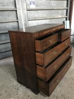 Beautiful Oak Early 19th Century Chest of Drawers (5 of 5)