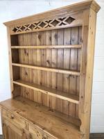 Vintage Pine Welsh Kitchen Dresser (8 of 10)