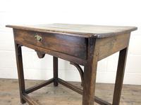 18th Century Oak Side Table (6 of 14)