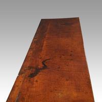 George III Oak Pot Board Dresser Base (2 of 13)