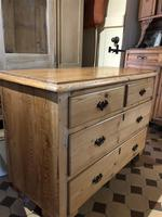 Antique Pine Two Over Two Chest of Drawers (2 of 10)