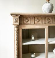 Antique Victorian Bookcase / Cabinet / Bookshelf (4 of 7)