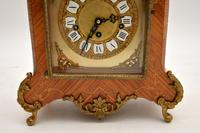 Antique French Style Kingwood Mantel Clock (7 of 11)