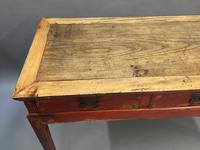 Chinese Antique Side Console Table (2 of 14)