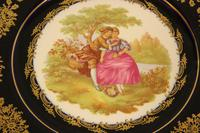 Antique Style Limoges Cabinet Plate (3 of 3)